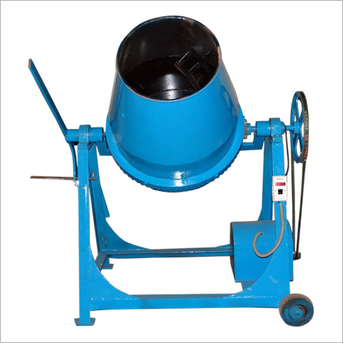 Scientific Concrete Mixer