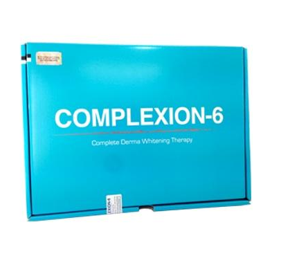 Bio Rae Complexion 6 - Advance Skin Whitening