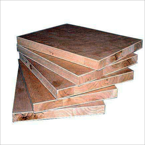 Laminated Block Board