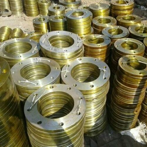 Customized Mild Steel Flanges