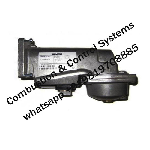 SIEMENS GAS VALVES, ACTUATORS, BUTTERFLY VALVES