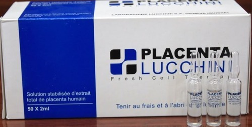 Placentaa Lucchini Fresh Cell Therapy Injection