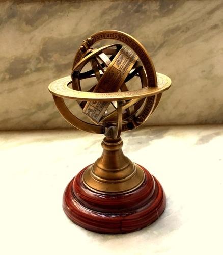 Nautical Brass Armillary