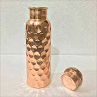 Copper Drinking Water Bottle