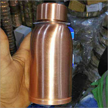 Insulated Copper Water Bottle