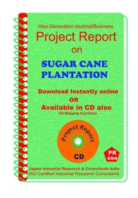 Sugar Cane Plantation Project Report eBook