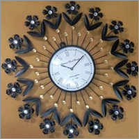 Decorative Diamond Wall Clock