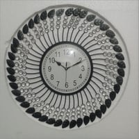 Black Diamond Wall Clock