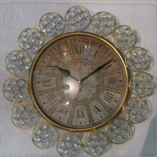 Customized Diamond Wall Clock