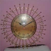 Iron Modern Clock