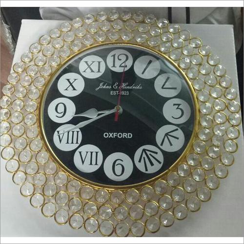 Fancy Iron Wall Clock