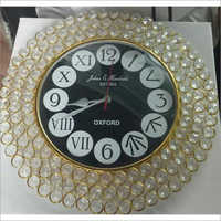 Fancy Iron Wall Clock