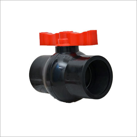 Full Bore PP Ball Valve