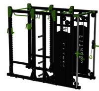 Functional Trainer & Power Rack