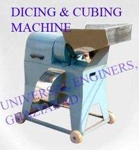Cubing Machine