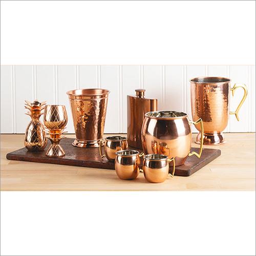Copper Bar Ware