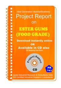 Ester Gums (Food Grade) Manufacturing Project Report Ebook