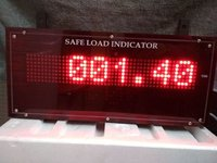 Crane safe Load Indicator