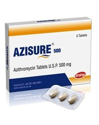 Azithromycin Tablets 500mg
