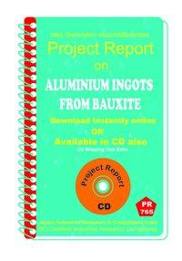 Aluminium Ingots from Bauxite Manufacturing Project Report eBook