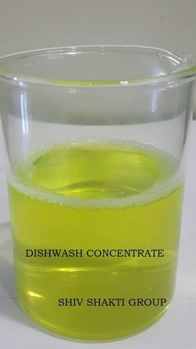 Dishwash Concentrate Cas No: Formulated Products