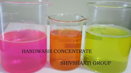 Liquid Hand Wash Concentrate