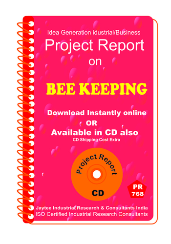 Bee Keeping Manufacturing Project Report eBook