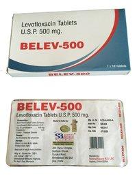 Belev-500 Levofloxacin Tablets