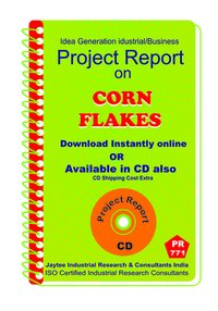 Corn flakes B Manufacturing Project Report eBook