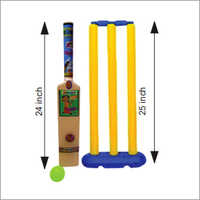 1 No. Cricket Set Bat
