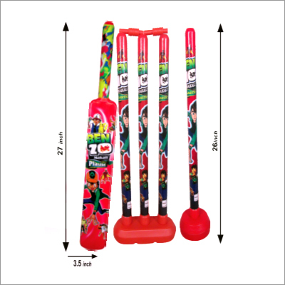 BEN-20 Complete Cricket Bat Set
