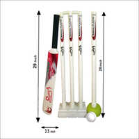 Plastic Complete Cricket Bat Set