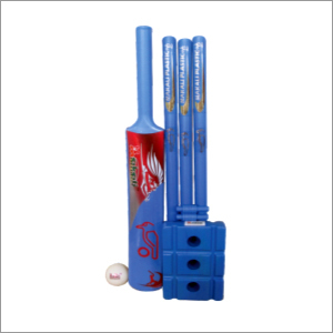 Plastic Cricket Bat Set