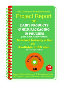 Dairy Products and milk Packaging in Pouches (Ghee) eBook