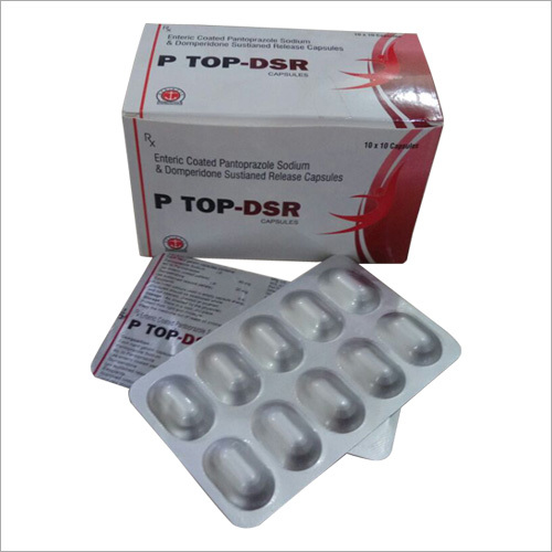Domperidone Sustained Release Capsules