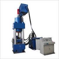 Hydraulic Metal Briquetting Machine