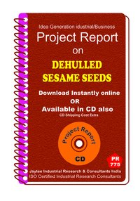 Dehulled Sesame Seeds manufacturing eBook
