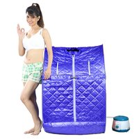 Portable Steam Sauna Bath