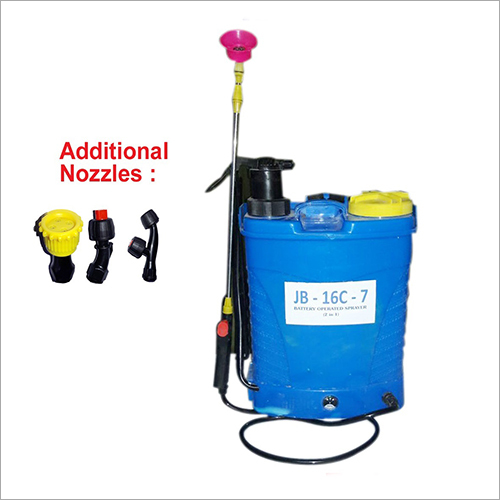 Electrical Sprayer Cum Hand Operated (2in1)