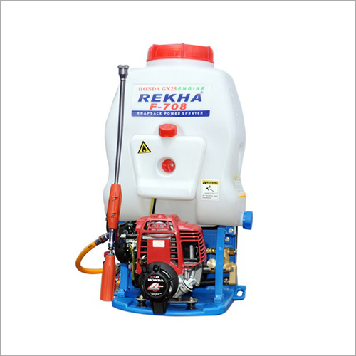 Honda GX 25 Engine Knapsack Power Sprayer
