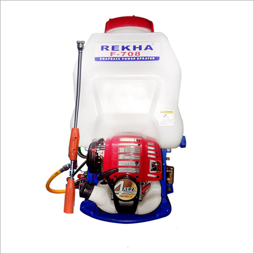 Farmech FE43 Engine Knapsack Power Sprayer