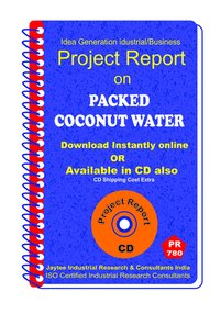 Packed Coconut Water Manufacturing Project Report eBook