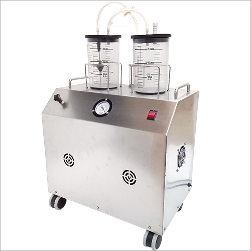 0.5 Hi-Vacuum Suction Apparatus