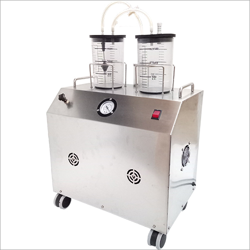 0.25 Hi-Vacuum Suction Apparatus
