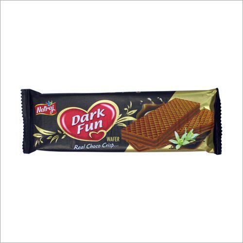 Dark Chocolate Wafer Biscuit