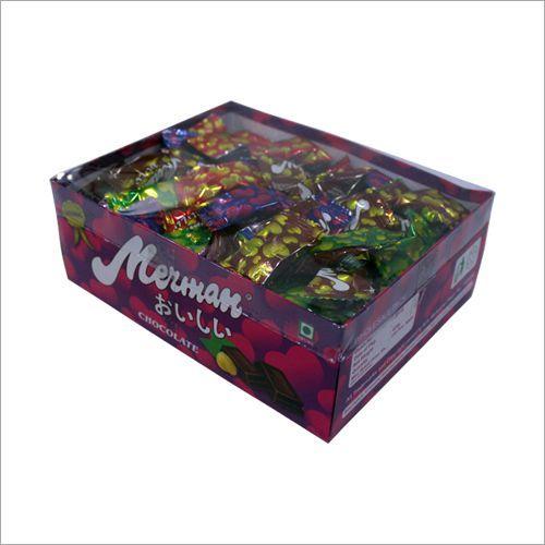 Merman Chocolate Candy Box