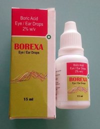 Boric Acid Eye Ear Drops