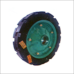Solid Rubber Tyres With MS DISC-CI DISC