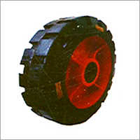 Rubber Bonded Trolley Wheels (COT)