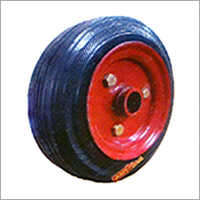 Solid Tyre With MS DISC-CI DISC